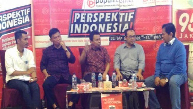 Perludem Usulkan Pemilu Level Nasional dan Daerah Dipisah