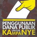 Penggunaan Dana Publik Untuk Kampanye