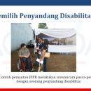 Hasil Pemantauan Akses Disabilitas TPS Pilpres 2014