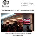 Potret Pemilu dari Sudut Pandang Pileg 2014