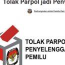 DPR Usul KPU Diisi Anggota Partai, Ribuan Rakyat Teken Petisi