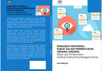 Partisipasi dan Pengawasan Publik dalam Pembentukan Undang-undang