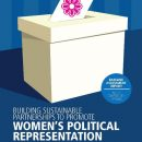 Building Sustainable Partnership to Promote Women's Political Representation in Southeast Asian Region