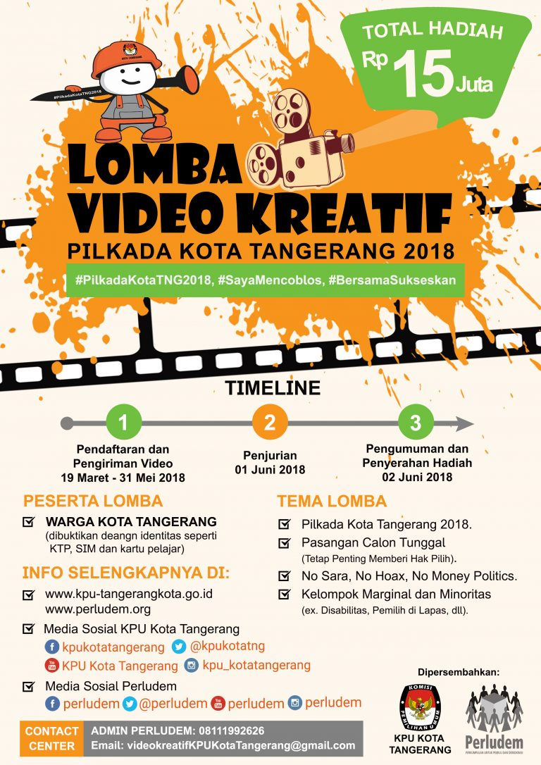 Lomba Video Kreatif