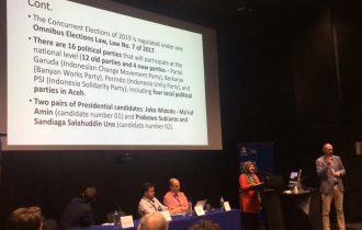 Elections and Inequalitities Conference, Melbourne University 2018