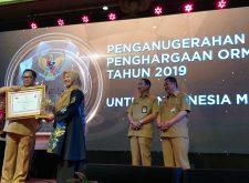 Perludem Mendapatkan Penghargaan Ormas Terbaik Tahun 2019 Bidang Tata Kelola Pemerintahan