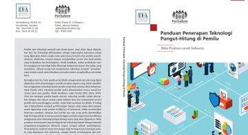 Panduan Penerapan Teknologi Pungut-Hitung di Pemilu