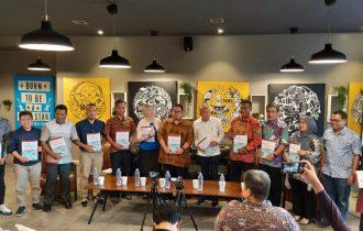 Peluncuran Buku Panduan Penerapan Teknologi Pungut-Hitung di Pemilu
