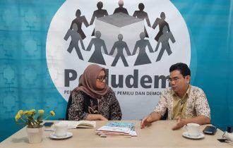 Bincang Perludem Segmen #1 Djayadi Hanan: Sistem Presidensialisme di Indonesia