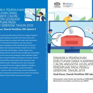 Dinamika Pemenuhan Kebutuhan Dana Kampanye Calon Anggota Legislatif Perempuan Pada Pemilu Serentak Tahun 2019