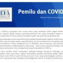 Pemilu dan COVID-19 (International IDEA)