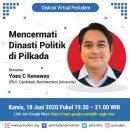 Materi Presentasi Diskusi Virtual Perludem Mencermati Dinasti Politik di Pilkada
