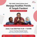 Materi Presentasi Menjaga Keadilan Pemilu di Tengah Pandemi