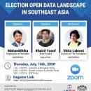 Materi Presentasi Regional Discussion Election Open Data Landscape in Southeast Asia