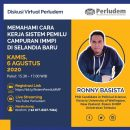Materi Presentasi Diskusi Virtual Perludem Memahami Cara Kerja Sistem Pemilu Campuran (MMP) di Selandia Baru