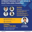 """Materi Presentasi Regional Discussion """"Strengthening Voters Role in Election Amid Pandemic"""""""