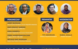 Materi Presentasi Diskusi Kontribusi Masyarakat Sipil dalam Reformasi Elektoral Indonesia: Pengalaman Perludem
