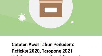 Catatan Awal Tahun Perludem: Refleksi 2020, Teropong 2021 Pelaksanaan Demokrasi di Tengah Pandemi dan Arah Demokrasi ke Depan