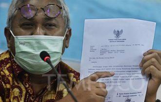 Perludem Nilai Keputusan DKPP Berhentikan Ketua KPU Lampaui Kewenangan