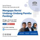 Materi Presentasi Serial Diskusi Pemilu dan Demokrasi #4