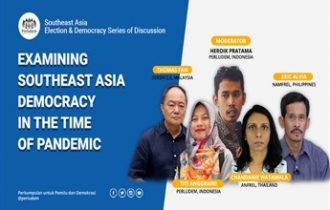 Examining Southeast Asia Democracy in the Time of Pandemic