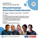 Materi Presentasi Serial Diskusi Pemilu dan Demokrasi #12