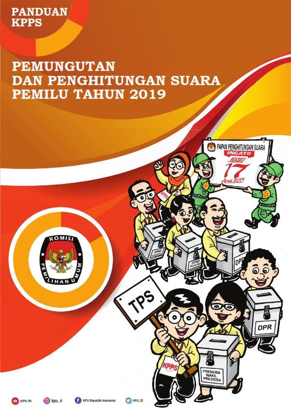 Buku Panduan Kelompok Penyelenggara Pemilihan Suara Kpps Perkumpulan Untuk Pemilu Dan Demokrasi