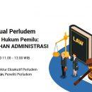 Materi Presentasi Kelas Virtual Perludem Seri 5.04 Penyelesaian Perselisihan Administrasi Pemilu