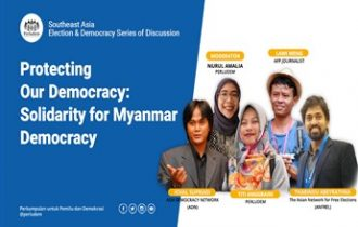 Protecting Our Democracy: Solidarity for Myanmar Democracy