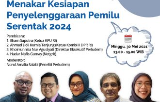 Materi Presentasi Serial Diskusi Pemilu dan Demokrasi #10