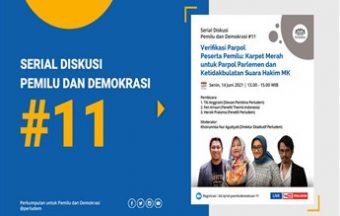Verifikasi Parpol Peserta Pemilu: Karpet Merah untuk Parpol Parlemen dan Ketidakbulatan Suara Hakim MK