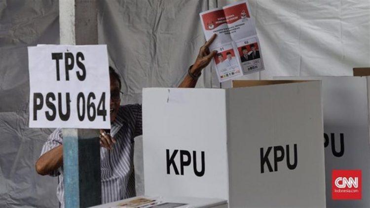 Perludem Sebut Baru Pertama Kali Pemerintah Usul Hari Pemilu